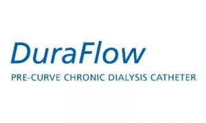 DuraFlowpre-curve chronic catheter