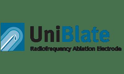 UniBlate RFA electrode