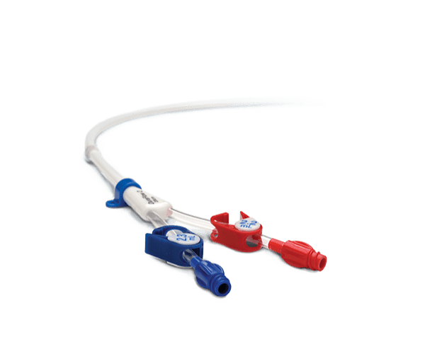 DuraFlow chronic hemodialysis catheter