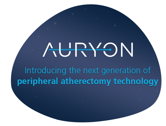 Auryon - Introducing the next generation of peripheral atherectomy technology