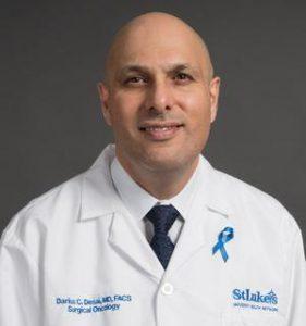 Darius Desai, MD, FACS