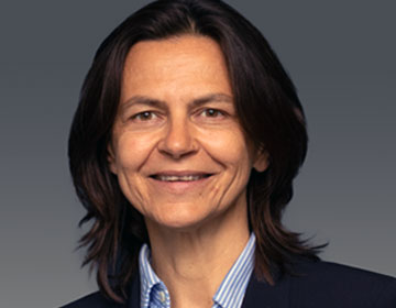 Laura Piccinini Senior Vice President and General Manager for International